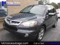 2007 Acura RDX AWD 4dr Tech Pkg