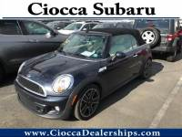 Used 2013 MINI Convertible Cooper S Convertible For Sale in Allentown, PA