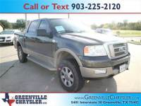 Used 2005 Ford F-150 King Ranch Pickup