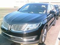 Pre-Owned 2017 Lincoln MKX Reserve AWD 4D Sport Utility