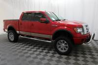 Pre-Owned 2011 Ford F-150 Crew Cab FX4 4x4 Four Wheel Drive Truck