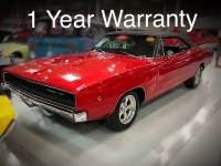 1968 Dodge Charger -FREE 1 YEAR WARRANTY-NUMBERS MATCHING 383/4 SPEED-RESTORED-