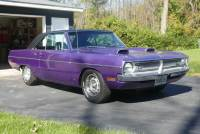 1970 Dodge Dart -SWINGER-PLUM CRAZY PURPLE-NUMBERS MATCHING-SEE VIDEO