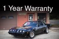 1979 Pontiac Firebird -FREE 1 YEAR WARRANTY-TRANS AM-BUILD SHEET-1 OWNER HIGH QUALITY PAINT-