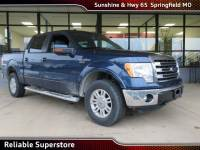 2013 Ford F-150 Lariat Truck 4WD For Sale in Springfield Missouri