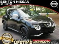 Used 2017 Nissan JUKE SV SUV