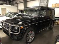 Pre-Owned 2016 Mercedes-Benz G 63 AMG® 4MATIC SUV G-Class