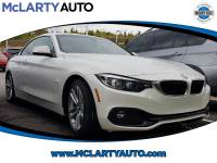 Pre-Owned 2018 BMW 430i Convertible 430I in Little Rock/North Little Rock AR