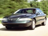 1998 Lincoln Mark Viii Base Coupe Intech V8 32V