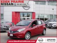 Certified Pre-Owned 2015 Nissan Versa Note SV FWD 4dr Car