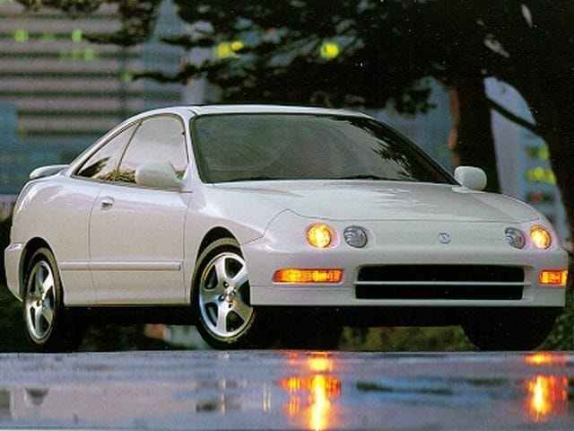 Photo Used 1995 Acura Integra LS Coupe for sale in Walnut Creek CA