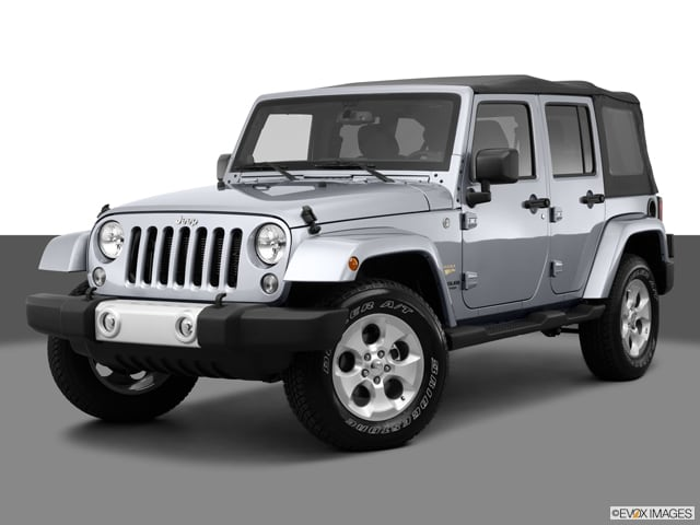 Photo Used 2014 Jeep Wrangler Unlimited Unlimited Sport SUV