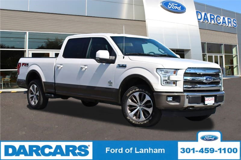 Photo 2015 Ford F-150 King Ranch, LOADED, PANO SUNROOF Pickup Truck V6 Cylinder Engine