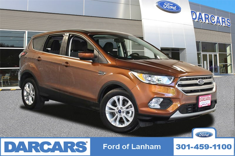 Photo 2017 Ford Escape SE ONLY 10K MILES SUV 4-Cyl Engine