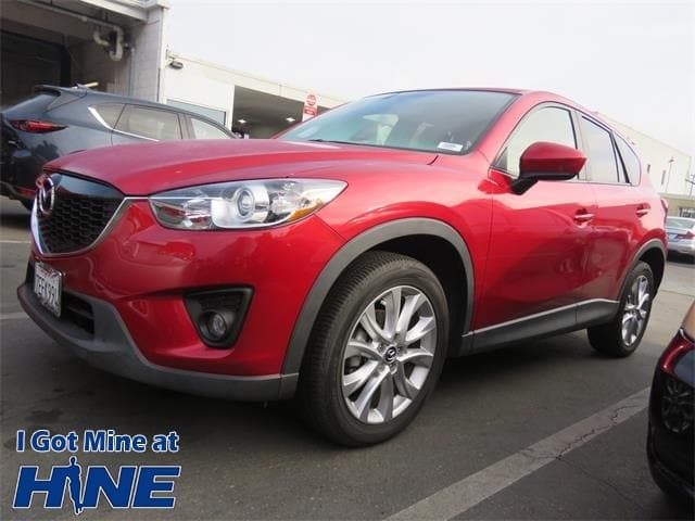 Photo Certified 2014 Mazda CX-5 Grand Touring for sale in San Diego