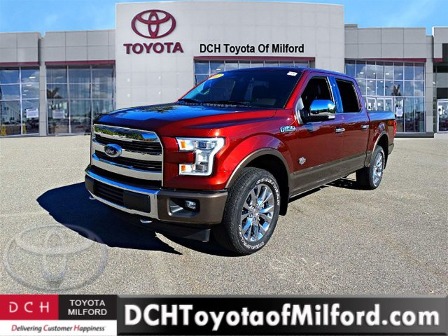 Photo Used 2017 Ford F-150 King Ranch Pickup