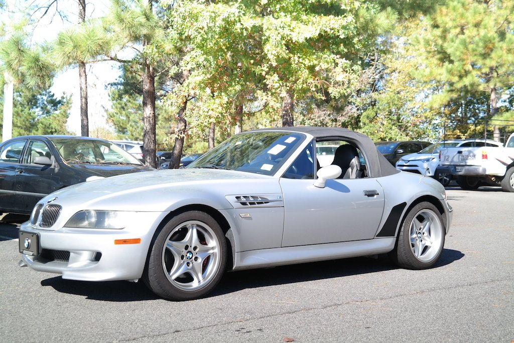 Photo Pre-Owned 2000 BMW Z3 M 3.2L Convertible near Atlanta GA