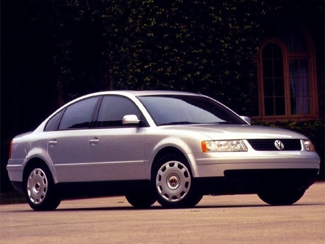 Photo Used 1999 Volkswagen Passat GLS for sale in Fremont, CA