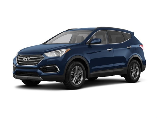 Photo 2017 Hyundai Santa Fe Sport 2.4 Base SUV For Sale in Enfield CT