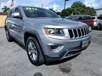 2014 Jeep Grand Cherokee Limited 4x4 SUV for Sale near Fort Lauderdale, Florida