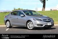 Used 2017 Acura ILX w/Technology Plus Pkg in Pleasanton