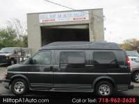 2003 Chevrolet Express Cargo Van Express Conversion Van Hi Top