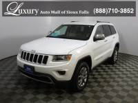 2014 Jeep Grand Cherokee Limited SUV in Sioux Falls, SD