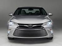 2017 Toyota Camry XLE Sedan Front-wheel Drive