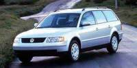 Pre-Owned 2000 Volkswagen Passat GLX FWD Station Wagon