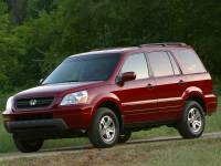 Used 2005 Honda Pilot EX-L SUV 4WD For Sale in Houston