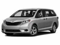 Used 2017 Toyota Sienna Minivan/Van FWD For Sale in Houston