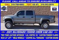 2001 Chevrolet Silverado 1500HD LS