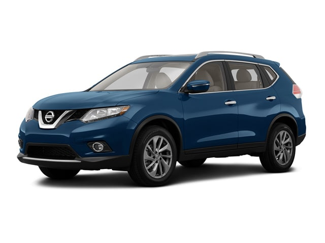 Photo Used 2016 Nissan Rogue SL in Harlingen, TX