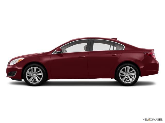 Photo Used 2016 Buick Regal Premium II Sedan