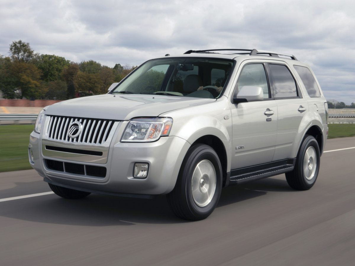 Photo Pre-Owned 2010 Mercury Mariner Premier 4D Sport Utility