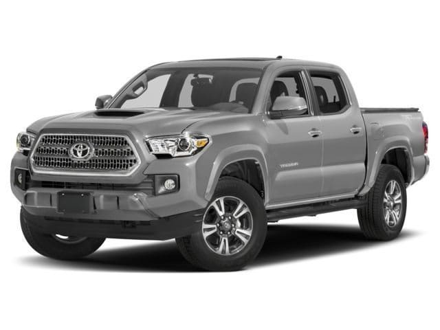 Photo Pre-Owned 2018 Toyota Tacoma TRD Sport Truck Double Cab For Sale  Raleigh NC