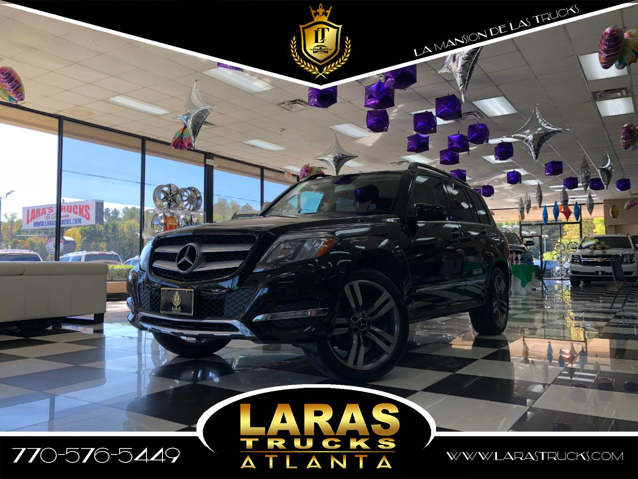 Photo 2013 Mercedes-Benz GLK-Class RWD 4dr GLK 350