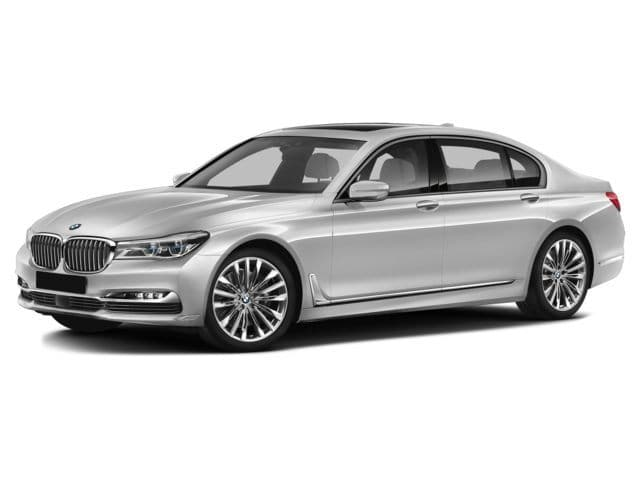 Photo Certified 2016 BMW 7 Series 750i xDrive for sale in MA