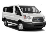 Pre-Owned 2017 Ford Transit Wagon XLT RWD Full-size Passenger Van