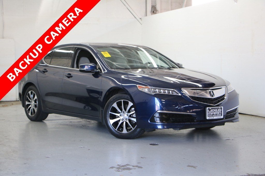 Photo Used 2016 Acura TLX Base DCT For Sale in Colma CA  Stock SGA012805  San Francisco Bay Area