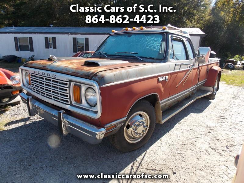 Photo 1978 Dodge RAM 250 Club Cab 8-ft. Bed 2WD