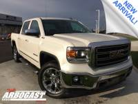 Pre-Owned 2014 GMC Sierra 1500 SLT With Navigation & 4WD