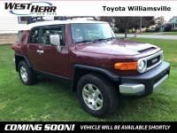2008 Toyota FJ Cruiser SUV For Sale - Serving Amherst