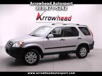 2005 Honda CR-V 4WD EX AT