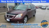 Pre-Owned 2009 Honda Odyssey Touring FWD 4D Passenger Van