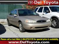 Used 1998 Ford Contour LX For Sale in Thorndale, PA | Near West Chester, Malvern, Coatesville, & Downingtown, PA | VIN: 1FAFP6539WK197247