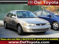Used 1999 Toyota Corolla LE For Sale in Thorndale, PA | Near West Chester, Malvern, Coatesville, & Downingtown, PA | VIN: 2T1BR12EXXC131501