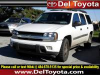 Used 2004 Chevrolet Trailblazer EXT LS For Sale in Thorndale, PA | Near West Chester, Malvern, Coatesville, & Downingtown, PA | VIN: 1GNET16S246239233