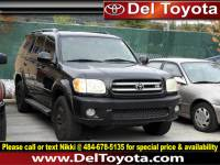 Used 2004 Toyota Sequoia Limited For Sale in Thorndale, PA | Near West Chester, Malvern, Coatesville, & Downingtown, PA | VIN: 5TDBT48A64S227975