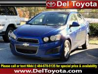 Used 2013 Chevrolet Sonic LT For Sale in Thorndale, PA | Near West Chester, Malvern, Coatesville, & Downingtown, PA | VIN: 1G1JC5SG2D4183900